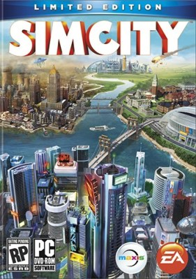 SimCity in 2013