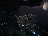 Alpha Fleet surges from VFK station