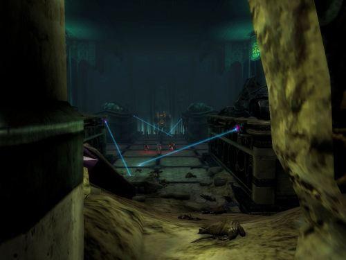 Frickin' lasers!