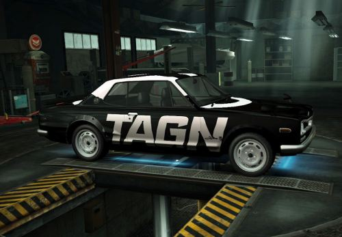Because who knows what TAGN stands for, right?
