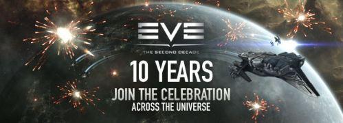 10 Year Ad Banner