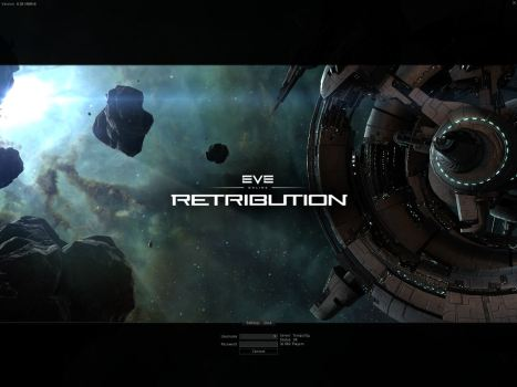 Retribution - The Last Splash Screen