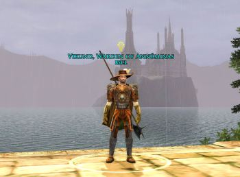 Vikund, now a Warden
