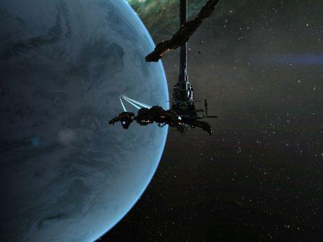 Ragnarok on the station
