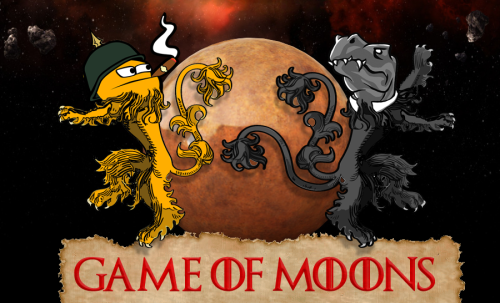 A Game of Moons