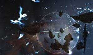 TEST capital ships bubbled