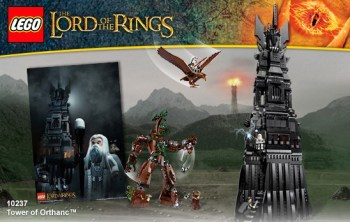 LEGO Saruman