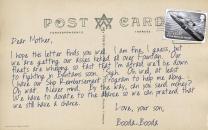 Postcard from Booda