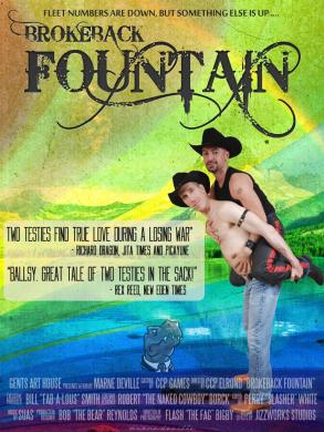 Brokeback Fountain