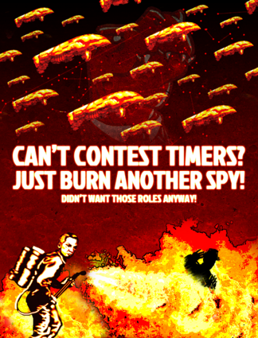 Burn Another Spy