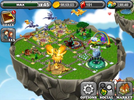 "Our ""High Value""Dragon Island"