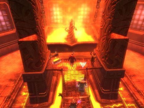 Dominax gets burned