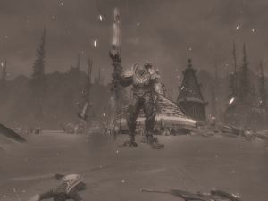 Chekaroth in gray