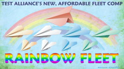 TEST Rainbow Fleet