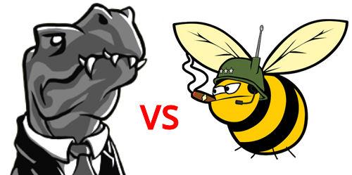 TEST vs. Goons