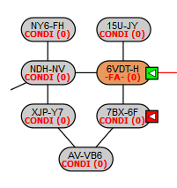 6VDT-H in Orange