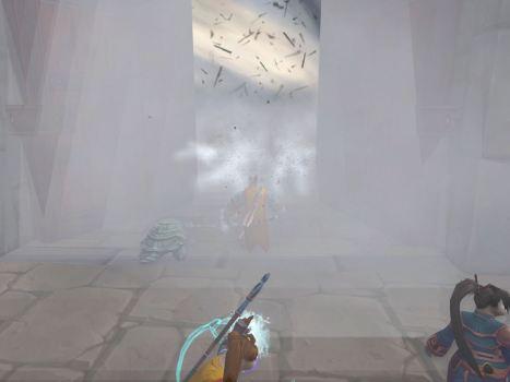 The windy temple kills