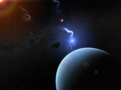 Black ops landing in system