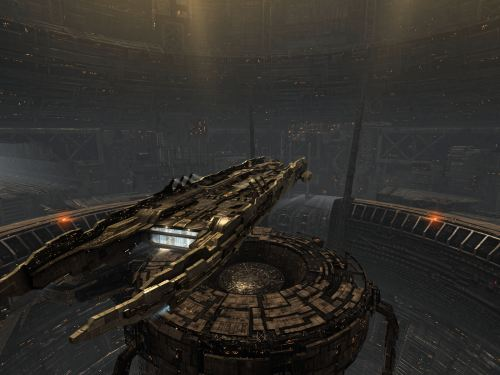 Archon in 85-B52 station