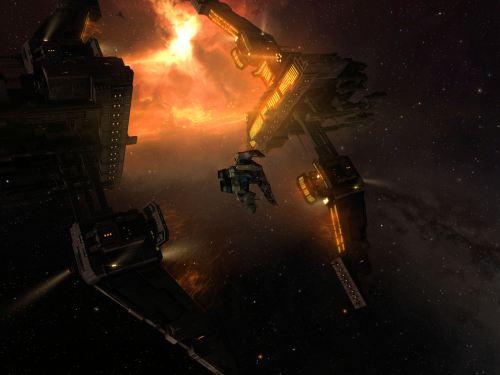 EVE Online Curse Deployment