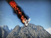 Flaming I-153