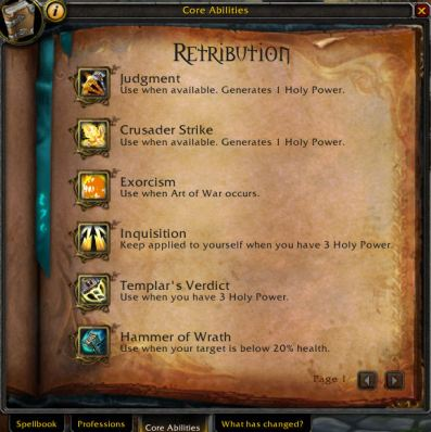 Retribution Pally in 6 Skills