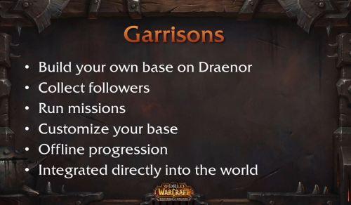 The Garrison Slide