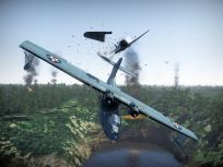 And the P-36 caught him