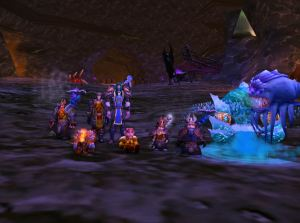 Greetings from Blackrock Caverns
