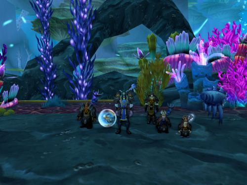 Greetings from the Throne of Tides!