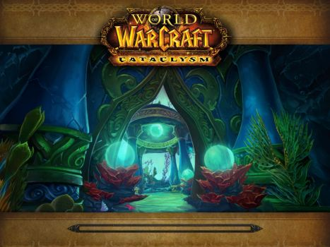 My first Cata instance loading screen