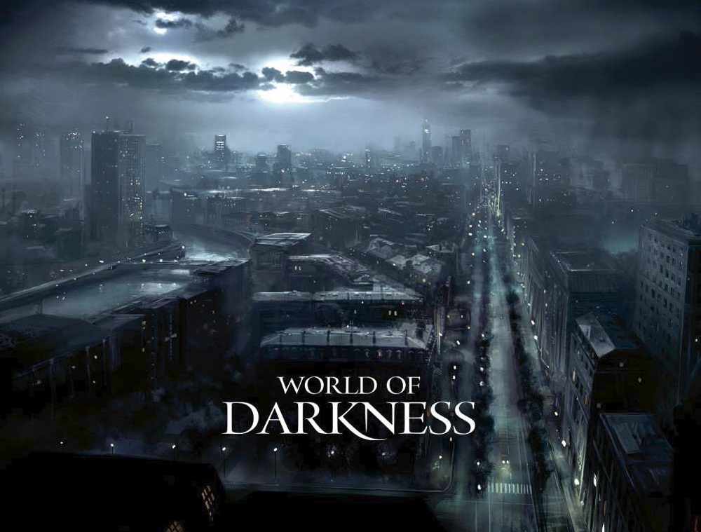 Quote Of The Day – World Of Darkness, World Of Chaos