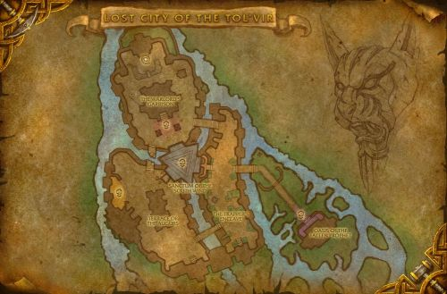 The Lost City of Tol'vir