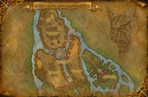 The Lost City of Tol'vir