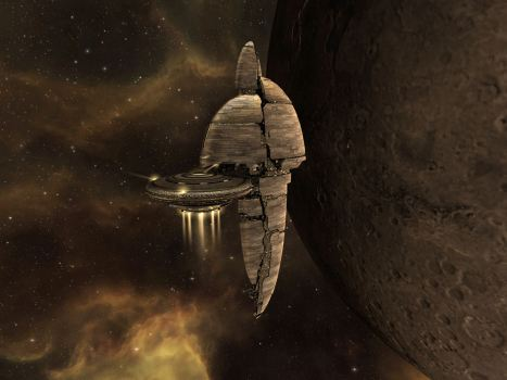 Somewhere in Amarr space