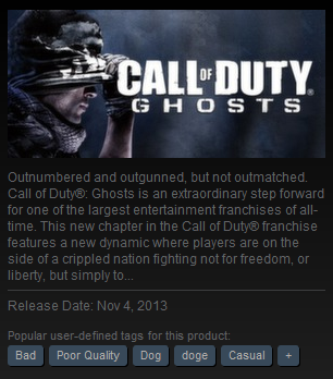 CODGhostSteam