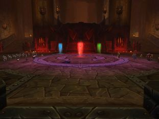 The view from Garrosh's throne after the fight