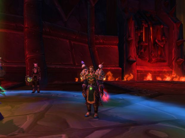 Vikund... I had to transmog those shoes too... they looked like slippers