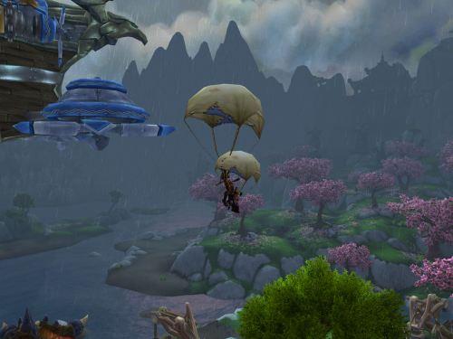 Jumping into Pandaria