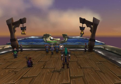 Meeting the Skymarshal