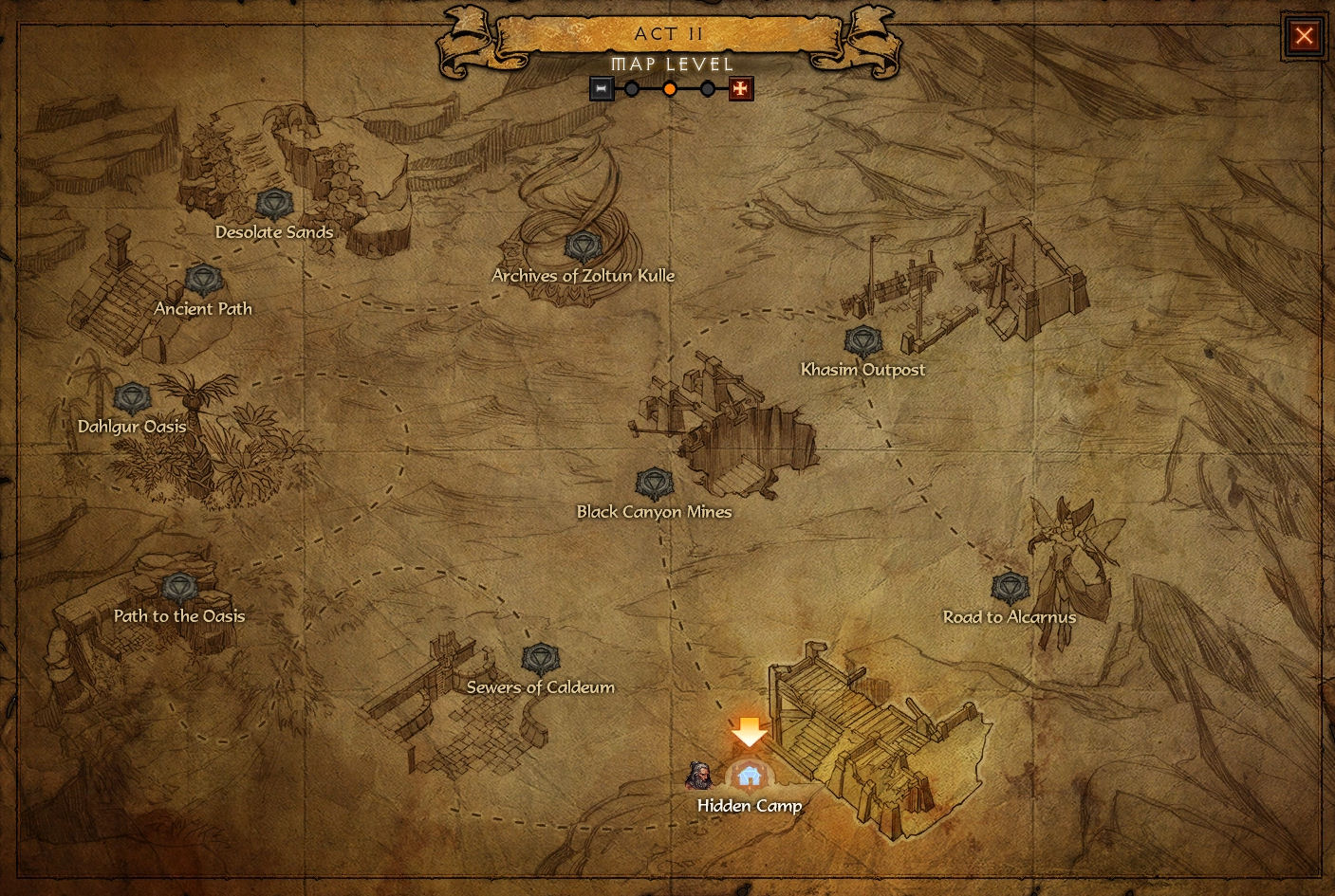 diablo iii two acts and forty levels the ancient gaming noob