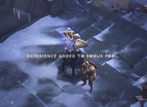 Bonus Pool XP