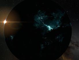 Plasma burst