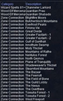 PoK Zone Connections