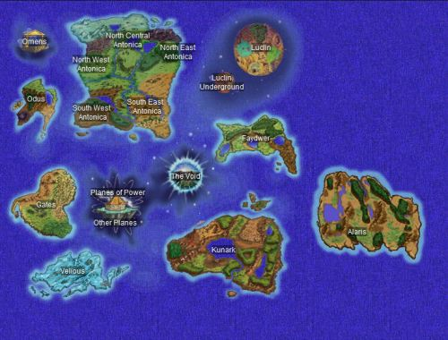 The Atlas of Norrath
