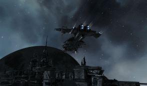 Home to Airkio III - Moon 1