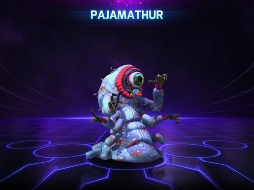 Pajamathur!