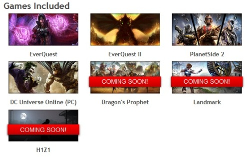 Not coming soon: EverQuest Next