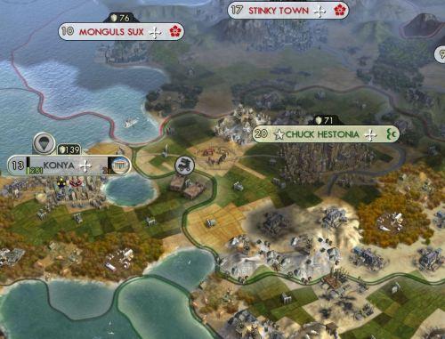 Potshot's last city