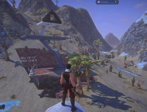Behold Zuul's Sky Altar